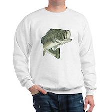 Lunker's Largemouth Bass Sweatshirt