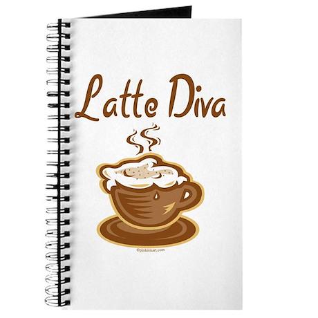 Latte Diva Journal