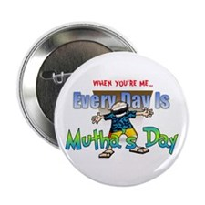 """Mutha's Day 2.25"""" Button (100 Pack)"""