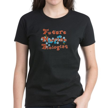 Future Marine Biologist Women's Dark T-Shirt