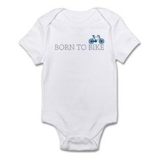 Born to Bike Infant Bodysuit