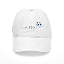 Born to Bike Baseball Cap