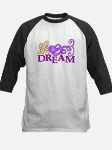 Dream Mermaid Kids Baseball Jersey