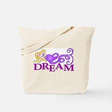 Dream Mermaid Tote Bag
