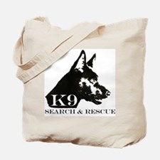 Funny Dogs rescue dogs Tote Bag