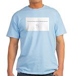 An English Apocalypse Light T-Shirt