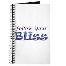 Follow Your Bliss Journal