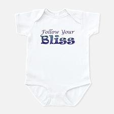 Follow Your Bliss Infant Bodysuit