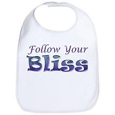 Follow Your Bliss Bib