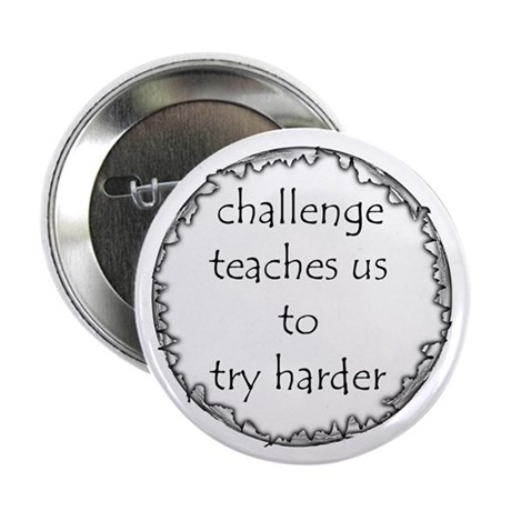 """Challenge 2.25"""" Button (100 pack)"""