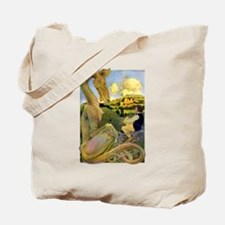 LAST DRAGON Tote Bag