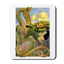 LAST DRAGON Mousepad