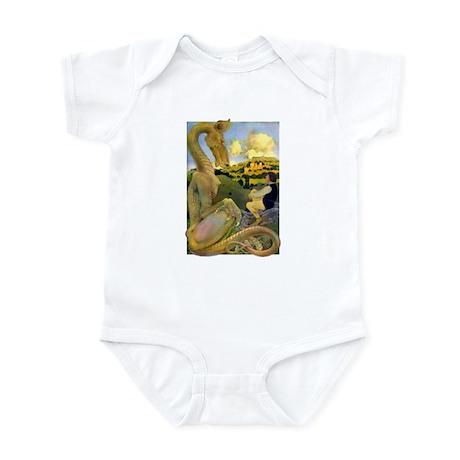 LAST DRAGON Infant Bodysuit