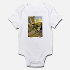 LAST DRAGON Infant Bodysuit
