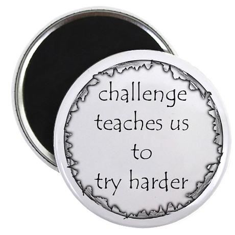 """Challenge 2.25"""" Magnet (10 pack)"""