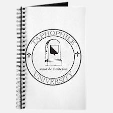Taphophile University Journal