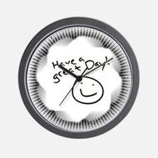 Great Day Wall Clock