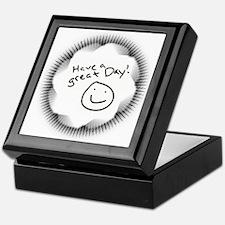 Great Day Keepsake Box