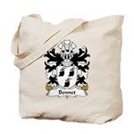 Bennet Family Crest Tote Bag