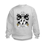 Bennet Family Crest Kids Sweatshirt