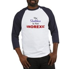 Cute Anorexic Baseball Jersey