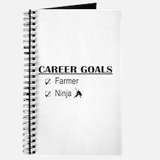 Farmer Career Goals Journal