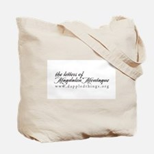 The Letters of Magdalen Montague Tote Bag