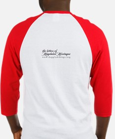 The Letters of Magdalen Montague Baseball Jersey