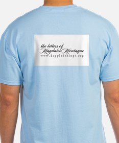 The Letters of Magdalen Montague T-Shirt