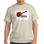 Guitar - Simon Light T-Shirt