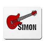 Guitar - Simon Mousepad