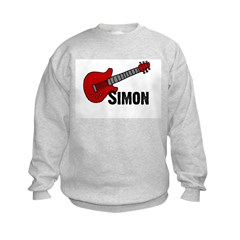 Guitar - Simon Sweatshirt