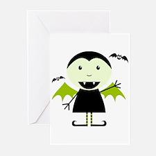 Little Vampire Greeting Cards (Pk of 10)
