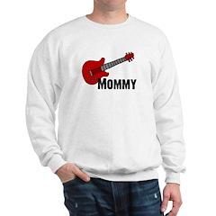 Guitar - Mommy Sweatshirt