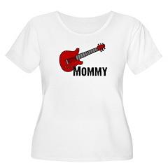 Guitar - Mommy T-Shirt