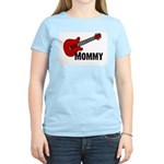 Guitar - Mommy Women's Light T-Shirt