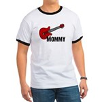 Guitar - Mommy Ringer T