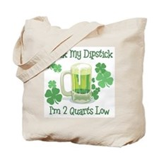 Check My Dipstick Tote Bag
