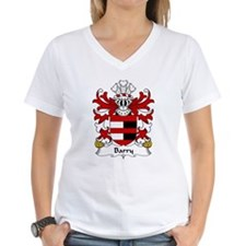 Barry Family Crest Shirt