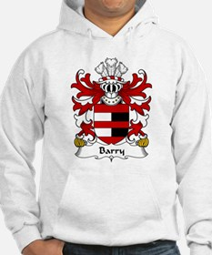 Barry Family Crest Hoodie