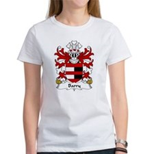 Barry Family Crest Tee