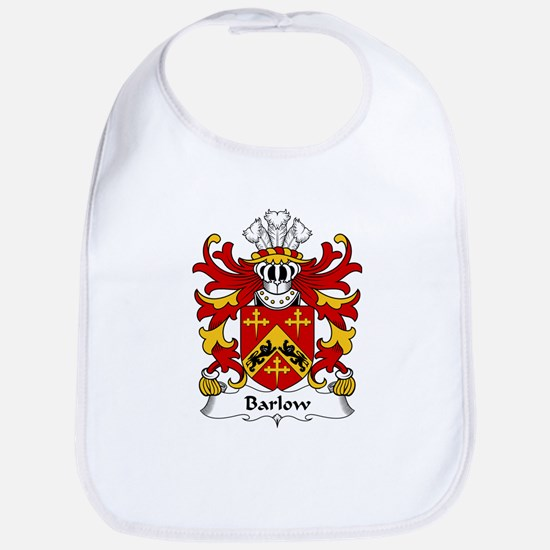 Barlow Family Crest Bib