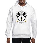 Banaster Family Crest Hooded Sweatshirt
