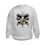 Baker Family Crest Kids Sweatshirt
