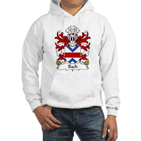 Bach Family Crest Hooded Sweatshirt