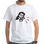 Vampire White T-Shirt