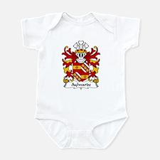 Aylwarde Family Crest Infant Bodysuit