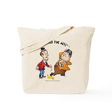 Cute Hardy Tote Bag