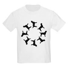 Labradoodle Circle T-Shirt
