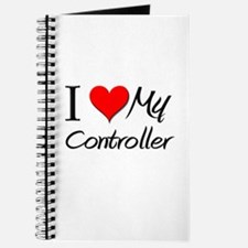 I Heart My Controller Journal